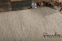 Solid color wool carpet handmade knitted plain carpet wool bedroom carpet