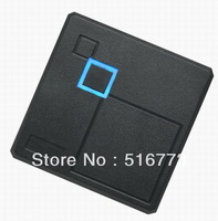 13.56MHZ, Waterproof  IC Card reader with wiegand 26 for access control    GB-R102A-M