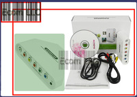 GameCap Professional Real-time Game Video Capture Pro for Xbox 360 / PS3 / PSP free shipping
