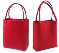 Customized various felt bag  free shipping