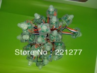 12mm WS2811pixel module string,IP68;DC12V input;full color;100pcs a string,Square Shape