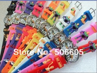 Free Shipping Wholesales NEW Cartoon Toy Story Children Watch 200pcs/lot&Good Gift watch for kids boy girl