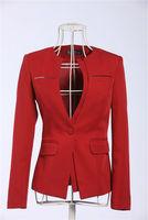 Newest Spring Formal Women's Blazer Coat Jacket Tops Professional Business Women Work Wear Blazer Tops Outwear Plus Size XXXL