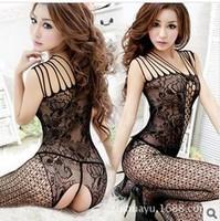 New 2015 Women Sexy Lingerie Dobby Netting Patchwork Sleepwear,Sexy Underwear,Tank Lace Pyjamas Women,Sexy Costumes