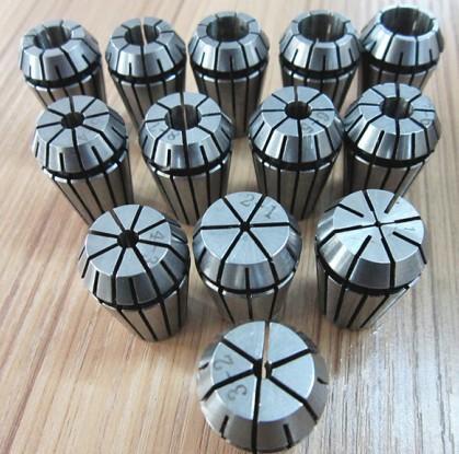 ER20 13Pcs 1-13MM Spring Collet Set For CNC milling lathe tool Engraving machine(China (Mainland))