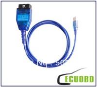 100% Free Shipping !Newest vag 409 VAG KKL USB+Fiat Ecu Scan diagnostic interface tool vag 409