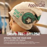 MEDO JOJO Korean of the new model and pro-american headphones five-star male/female children turtleneck cap