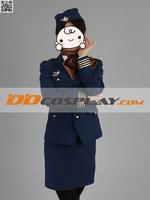 Uta no Prince-sama Shining Airlines Tsukimiya Ringo Captain Uniform Cosplay Costume