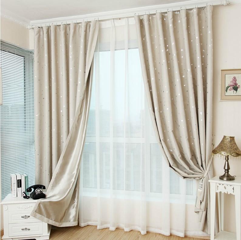Blackout cortina de ventana 130 x 180 cm cortinas de tela - Cortinas para jardin ...