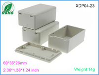 Plastic Waterproof Electrical Enclosure Low Price Electrical Box 58*35*15mm