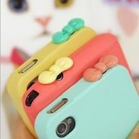 Wholesale Phone accessories 3.5mm Cute bowknot flower designs earphone plug dustproof  plug for phones send mixed designs