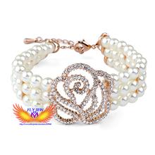 popular pearl bangles designs