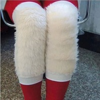 2014 winter Imitation woolen warm kneecap anti-arthritis Thermal kneelet pad warmers protector