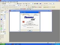 Tanner Pro 15.0 \ TannerToolsV15 IC IC layout design software