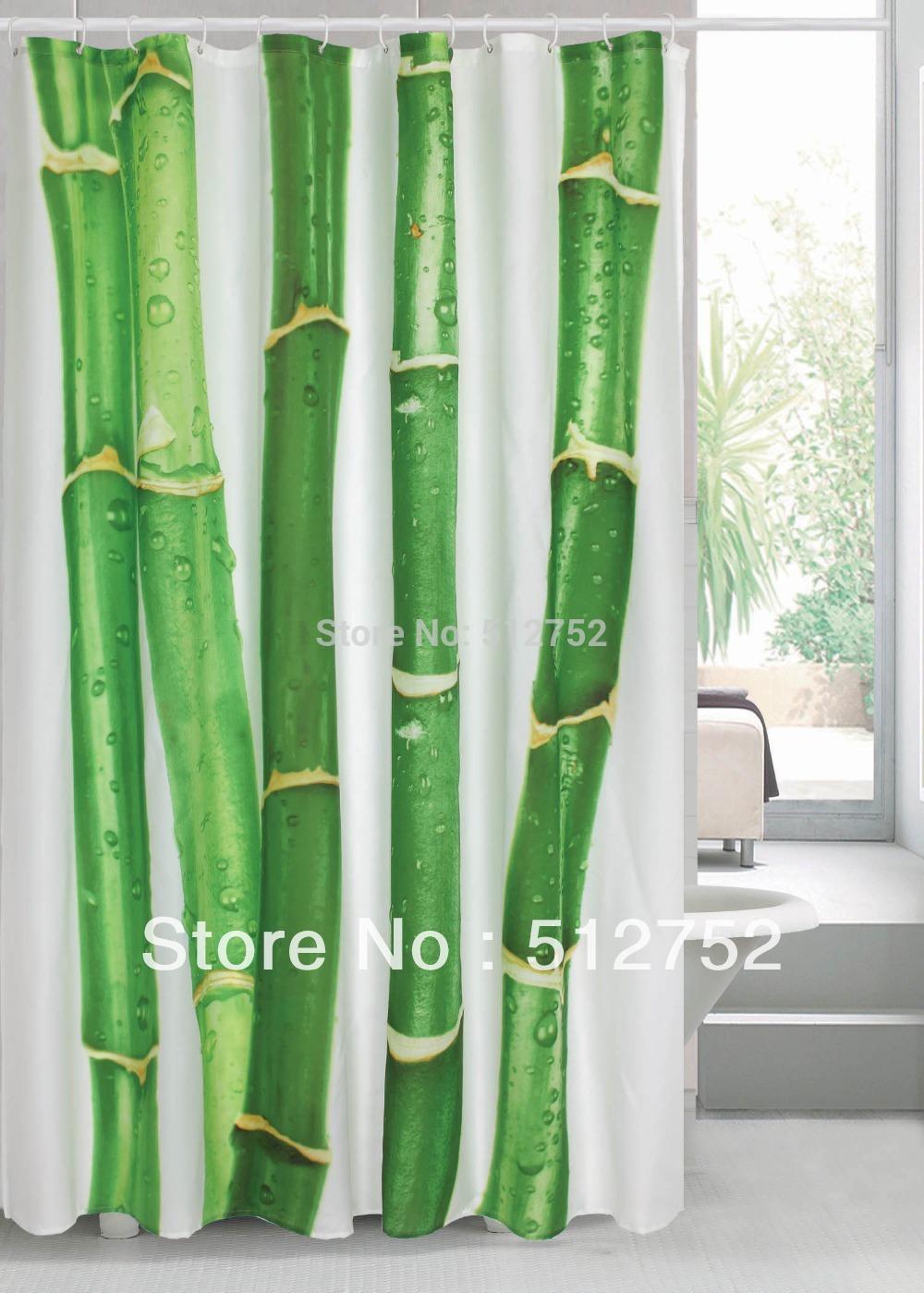Online Get Cheap Bathroom Curtain Styles -