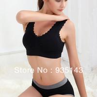 Women's Sport Underwear Bra Lace Yoga bras