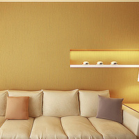 Modern minimalist fashion plain solid color TV backdrop wallpaper living room bedroom wallpaper