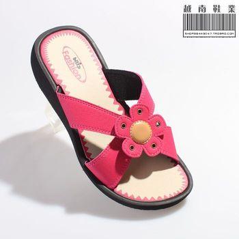O envio gratuito de 2014 sapatos vietnã chinelos femininos cunhas sapatos plataforma sandálias plataforma chinelos verão palavra