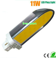 g24 cob led pl COB G24 ed plug light  6W 9W 11W