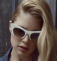 Designer Sunglasses Brand Name Cat Eye Wholesale and Retail Sunglasses SMU10OS With Original Box
