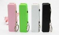 Brand perfume flavor mobile power multicolour 2600mah charge treasure dexterously charger