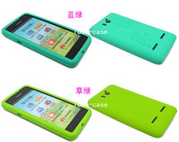 For huawei   u9508 u8950 g600 phone case protective case silica gel set soft shell