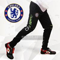 Chelsea f50 elastic thread kick football running sports training pants 924