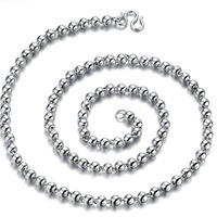 Light x nl004 925 pure silver necklace platier male fashion accessories
