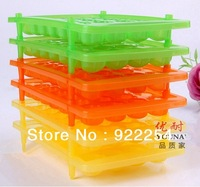 New Ice Cube Molds Trays Foldable 28-Molds/Plate Ice Makers Whiskey Cocktail