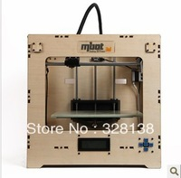 Free shipping 3d printer MBot Cube new version personal desktop one extruder 3D printer Magicfirm Brand