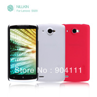 Original Nillkin Super Shield Shell Matte Hard Case For Lenovo S920 With Screen Protector, Free Shipping