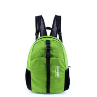 men women portable daily backpack foldable outdoor sports leisure bag 0.25kg lightweight waterproof travel pack couple daypack