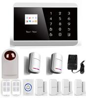 APP control GSM alarm system kit KR-8218G
