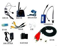 2.4G 1W mini night vision wireless camera remote wireless video surveillance mini-suite does not light