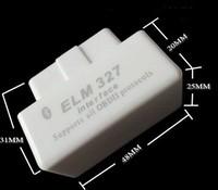NEW WHITE ELM327 BLUETOOTH CODE READER, SUPER MINI ELM327