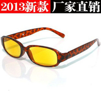 Male and female models of night vision reading glasses to see far and super-tough reading hyperopia presbyopia lens glasses
