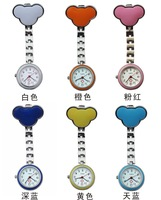 Free shipping fashion cartoon nurse watch W039