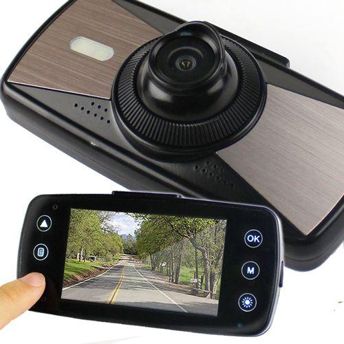 2.7 inch TFT 1080 FHD Car DVR Video Camcorder Keys with Touch-sensitive Tech+Night Vision+Motion Detection+G-sensor----GE05155(Hong Kong)