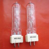 New MSD 250W/2 90V Moving Stage Light MSD250/2 Lamp Bulb 250 watt msd250/2