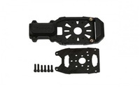 Multi Rotor Helicopter parts Tarot 16mm clamping type motor mount Black  TL68B25