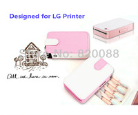 High Quality Leather Case Bag for LG Pocket Photo printer LG PD233