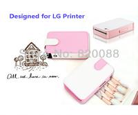 High Quality Leather Case Bag for LG Pocket Photo printer LG PD233