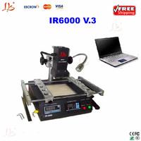 Free shipping 220V LY  IR6000 v.3 bga rework station, bga machine, bga repair system, smd soldering station, also have IR6000 V5