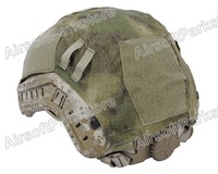 Airsoft Tactical Military Helmet Cover for Fast Helmet BJ/PJ/MH A-TACS FG Helmet Cover free shipping