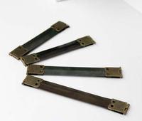 Free shipping Metal Internal Flex Frame for coin purse 4sizes 20pcs/set  quality purse fram DIY Accessories
