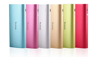 Newest YB- 6016 13000mAh portable Power Bank Mobile Power YOOBAO with Micro USB cable Freeshipping