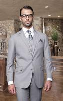 2014 Top Grade Custom Made Formal Men Suits Luxury Brand High Quality Slim Wedding Tuxedo Business Suits Jacket+Vest +Pants