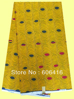 African clothing Free shipping newest style good quality super wax fabrics W-F00468