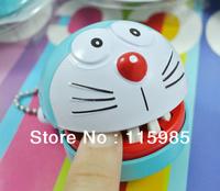 key chain Doraemon Mouth Dentist Bite Finger Game Funny Toy kids children cartoon toys Gag Toys Practical Jokes Freeshipping