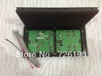 Waterproof & Outdoor P10 Single RED LED Display Module 320mm*160mm/1/4 scanning/P10 outdoor red LED module